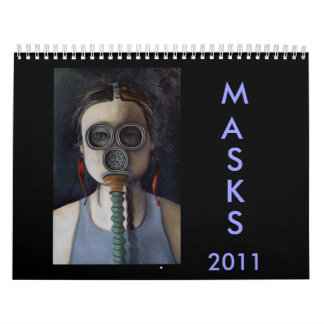 The Outsider 1, 2011, M, A, S, K, S Calendar
