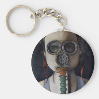 The Outsider 1 Keychain