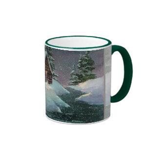 THE OUTSIDER by SHARON SHARPE Coffee Mugs
