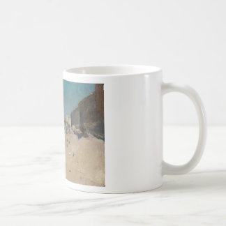 The Outskirts of Madrid by William Merritt Chase Coffee Mug
