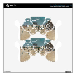 The Outskirts of Madrid by William Merritt Chase PS3 Controller Skin