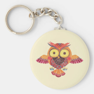 The Outstanding Owl Key Chains