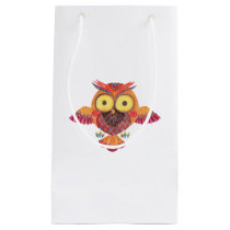 The Outstanding Owl Small Gift Bag