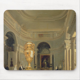 The Oval Hall of the Old Hermitage, St Mouse Pad