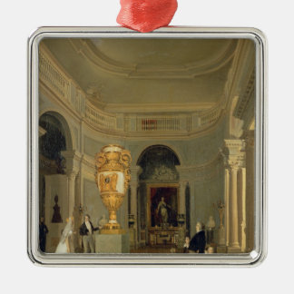 The Oval Hall of the Old Hermitage, St Christmas Tree Ornaments