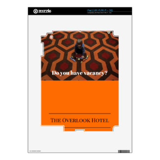 The Overlook Hotel.png Skin For iPad 2