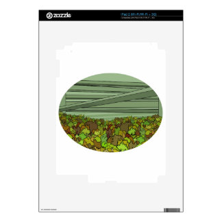 The Overpass FALL Decal For The iPad 2