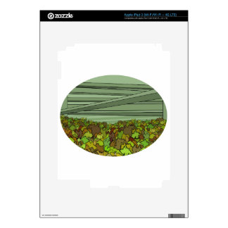 The Overpass FALL iPad 3 Decals