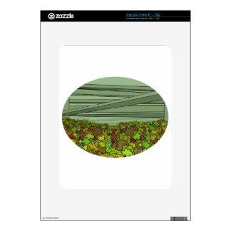 The Overpass FALL iPad Skin