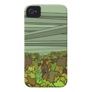 The Overpass FALL iPhone 4 Case