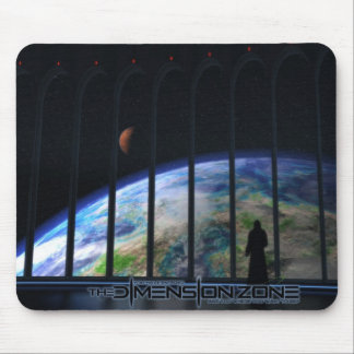 The Overseer Mouse Pad