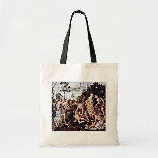 The Overthrow Of The Vulcan (Hephaestus) Tote Bag