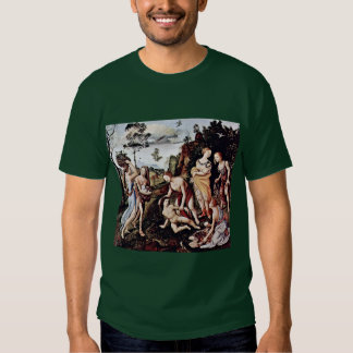 The Overthrow Of The Vulcan (Hephaestus) Tee Shirt
