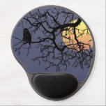 "The owl and the moon... gel mouse pad<br><div class=""desc"">Photography and custom brushes.</div>"