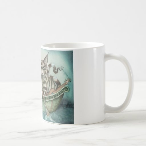 the owl and the pussy-cat coffee mugs
