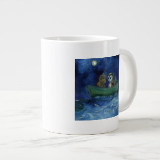 The Owl and the Pussycat 2014 Large Coffee Mug