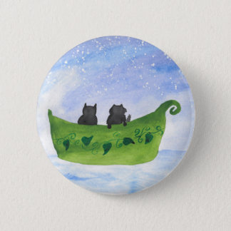 The Owl and The Pussycat Button