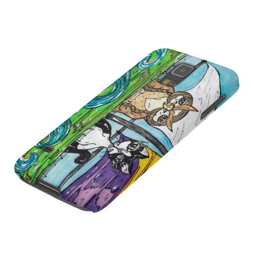 The Owl and the Pussycat Samsung Galaxy Nexus Cases