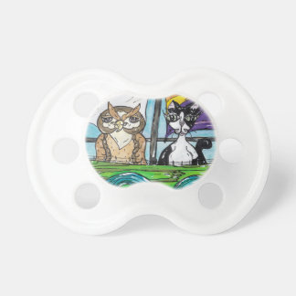The Owl and the Pussycat Pacifier