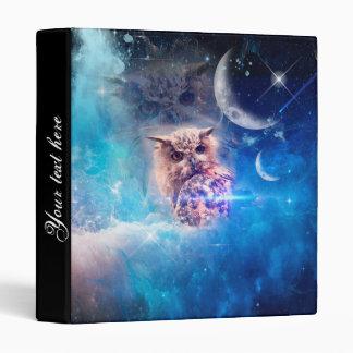 The owl binders