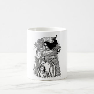 The Owl carriers Classic White Coffee Mug