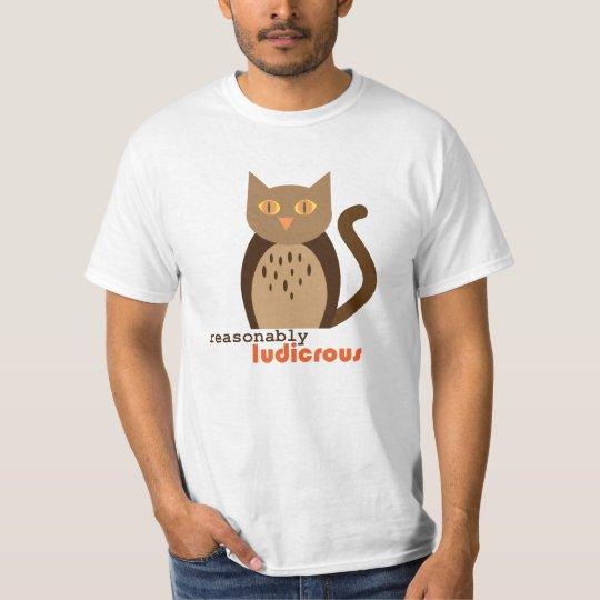 The Owl-Cat T-Shirt