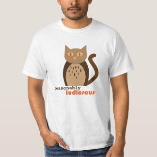 The Owl-Cat Tshirt