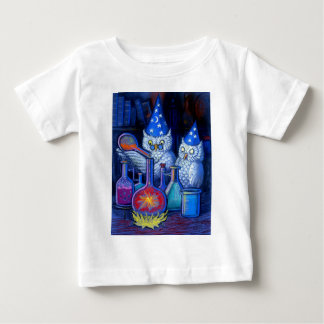 The Owl Chemists Baby T-Shirt