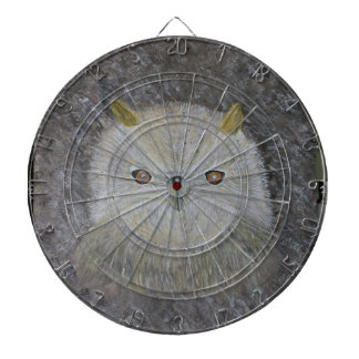 The Owl Dart Board