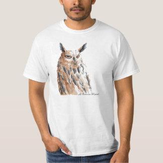 The Owl Hates Bestsellers! Tees