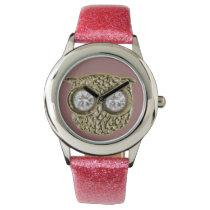 the owl hour wristwatch