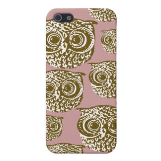 The owl iPhone 5/5S cases