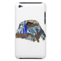 The Owl iPod Touch Case-Mate Case