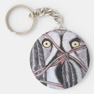 The Owl Keychain