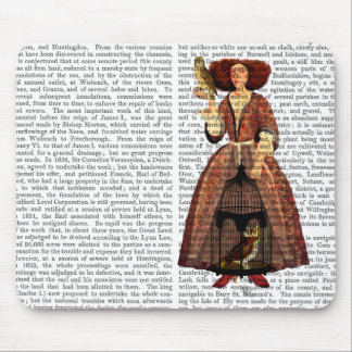 The Owl Lady Mouse Pad