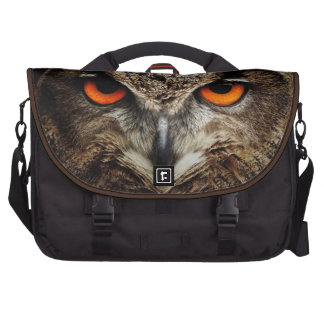 The Owl Commuter Bags