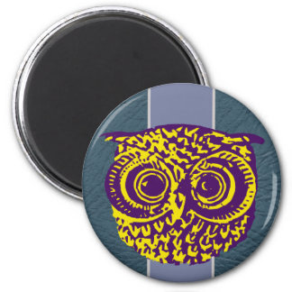 The owl magnet
