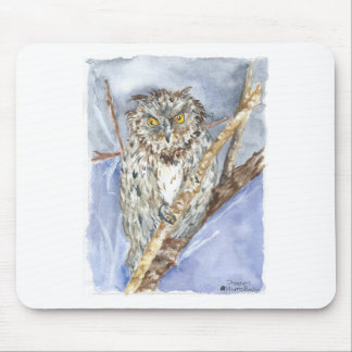 The owl mouse pads