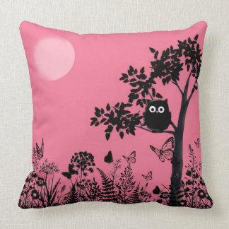 the owl pillow
