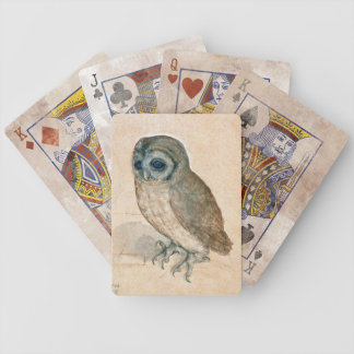 THE OWL PLAYING CARDS