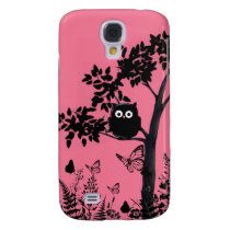 the owl samsung galaxy s4 cover