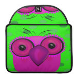 The Owl Sleeve For MacBooks