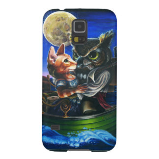 The Owl & the Pussycat Galaxy S5 Cover