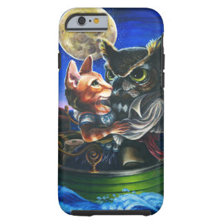 The Owl & the Pussycat iPhone 6 Case