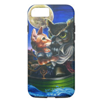 The Owl & the Pussycat iPhone 8/7 Case