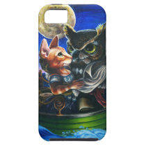 The Owl & the Pussycat iPhone SE/5/5s Case