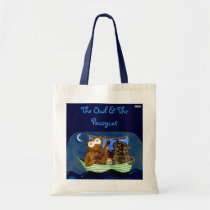 The Owl & The Pussycat Tote Bag