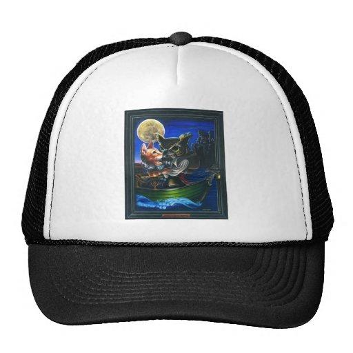 The Owl & the Pussycat Trucker Hat