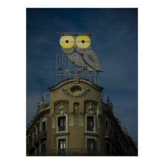 The owls are not what they seem print