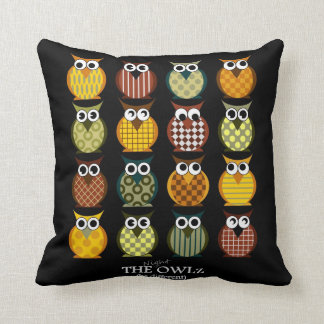 The Owlz - Pillow